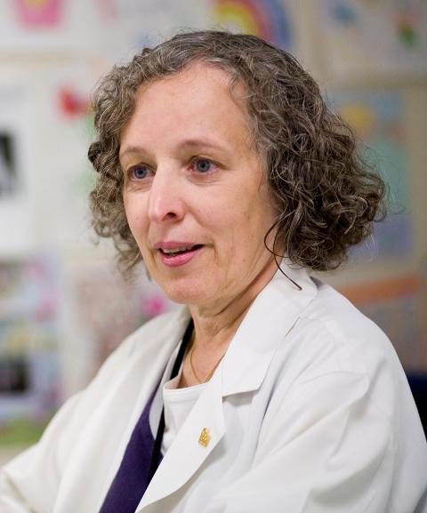 Allison A. Eddy, MD, FRCP(C), Department Head
